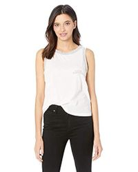Roxy - You Are The Only One Muscle Tank Top - Lyst