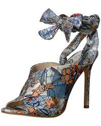 Jessica Simpson Jestella Heeled Sandal - Blue