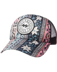 4a9de3730552e Lyst - Billabong Heritage Mashup Trucker Hat for Men