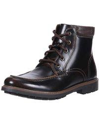 Clarks - Curington High Chukka Boot - Lyst
