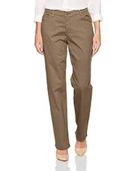 bee79883 Joie Woman Hajar Printed Tapered Pants Black in Black - Save 82% - Lyst