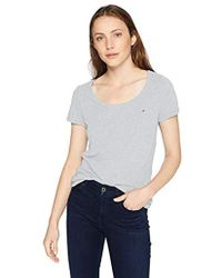 7949284c1 Lyst - Tommy Hilfiger Tommy Jean 90s Capsule 5.0 Long Sleeve T-shirt ...