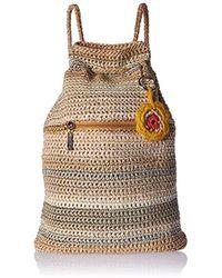 The Sak - Amberly Crochet Backpack - Lyst