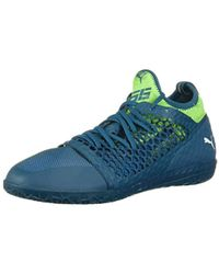 4ab92a288 Lyst - PUMA 365 Ignite Netfit Graphic Ct Sneaker in Blue for Men