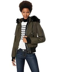 Vince Camuto - Puffer Down Bomber - Lyst