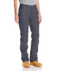 Carhartt - Original Fit Fleece Lined Crawford Pant - Lyst
