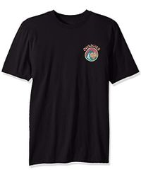 Quiksilver - Hollow Sessions Tee - Lyst