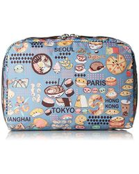 LeSportsac - Classic Extra Large Rectangular Cosmetic Case - Lyst