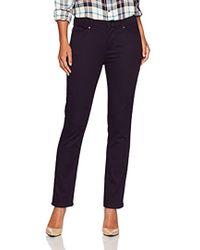 Lee Jeans - Petite Fit Rebound Slim Straight Jean, - Lyst