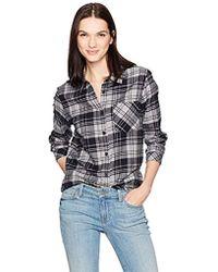 Pendleton - Flannel Shirt - Lyst