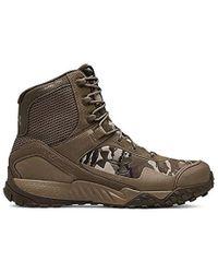 8b339651288 Under Armour Men's Ua Valsetz Rts Side-zip Tactical Boots in Black ...