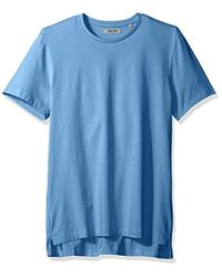 Kenneth Cole Reaction - Solid Short Sleeve Crew Tee - Lyst