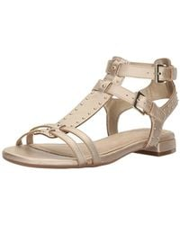 356a6b95c Lyst - Chinese Laundry Penny Gladiator Sandal in Metallic