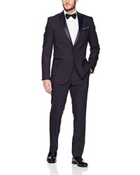 Kenneth Cole Reaction - Finished Tuxedo With Hemmed Pant - Lyst