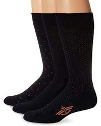 Dockers - 3 Pack Cushion Dress - Ultimate Fit Alternating Circles Socks - Lyst