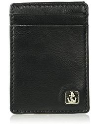 Dockers - Rfid Blocking Slim Magnetic Front Pocket Wallet - Lyst