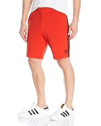 adidas Originals - Superstar Shorts - Lyst