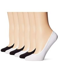 Dr. Scholls - 6 Pack Lace Ghost Ped Liner - Lyst