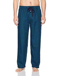 Izod - Poly-rayon Yarn-dye Woven Sleep Pant - Lyst