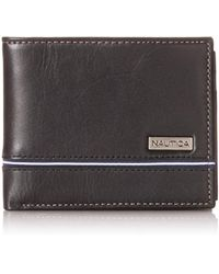 Nautica - Passcase Wallet - Lyst