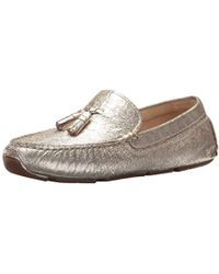 Cole Haan - Rodeo Tassel Driver Loafer - Lyst
