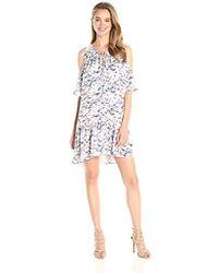 Amanda Uprichard - Ora Dress Am - Lyst