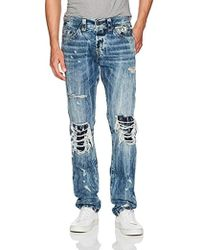 True Religion - Rocco Relaxed Skinny Jeans2 - Lyst