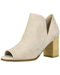 7cab4692a5d Rag & Bone Shiloh Block-heel Patent Boots - Lyst
