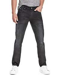 Guess - Slim Tapered Jean - Lyst