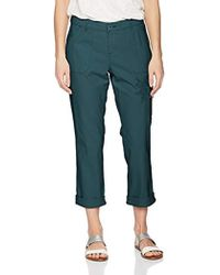 Lee Jeans - Straight Fit Embroidered Bohemian Cargo Capri Pant, - Lyst