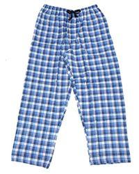 Izod - Yarn Dye Woven Pajama Pant - Lyst