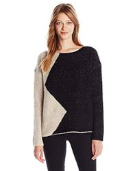 Plenty by Tracy Reese - Colorblocked Pullover - Lyst