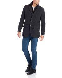 Marc New York - Hanson Coat With Removable Bib - Lyst
