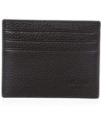 Jack Spade - Pebble Leather 6 Card Holder - Lyst