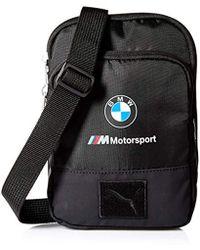 PUMA - Bmw Motorsport Small Portable, Black, One Size - Lyst