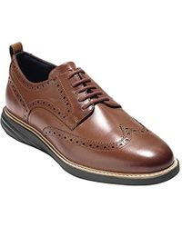 Cole Haan - Grand Evolution Shortwing Oxford - Lyst