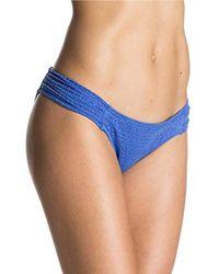 Roxy - Base Girl Bikini Bottom - Lyst