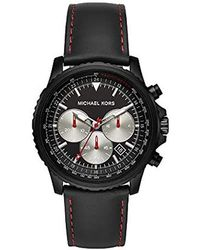 cba685fca Michael Kors Access Smartwatch in Black for Men - Save 59% - Lyst