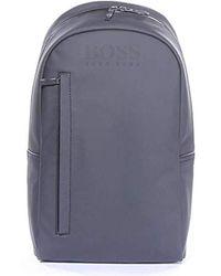 BOSS - Boss Green Hyper Matte Holdall Weekender Bag - Lyst