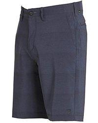 Billabong - Crossfire X Stripe Shorts - Lyst