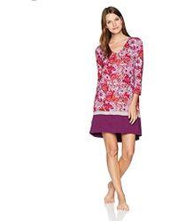 Jockey - Floral Night Dress - Lyst