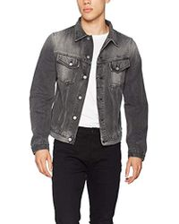 Nudie Jeans - Adult's Billy Shimmering Shist, Grey S - Lyst