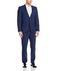 Ben Sherman - Two Button Slim Fit Glenplaid Suit - Lyst