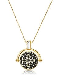 ALEX AND ANI - S Wrinkle In Time - Believing Takes Practice Spinner Expandable Necklace - Lyst