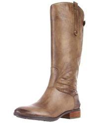 Sam Edelman - Penny Riding Boot - Lyst