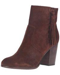 Frye - Myra Tassel Lace Boot - Lyst