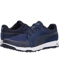 Lyst - Puma Cabana Racer Sd Wn s in Blue for Men a50a7b950