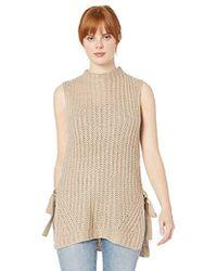 BCBGeneration - Sleeveless Pullover Sweater - Lyst