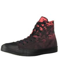 796b843c7668 Lyst - Converse Chuck Taylor All Star Tekoa High-Top Sneakers in ...