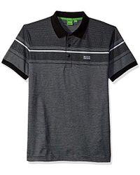 BOSS - Boss Green Paule 5 Short Sleeve Polo Shirt - Lyst